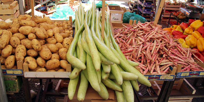 ballaro verdura