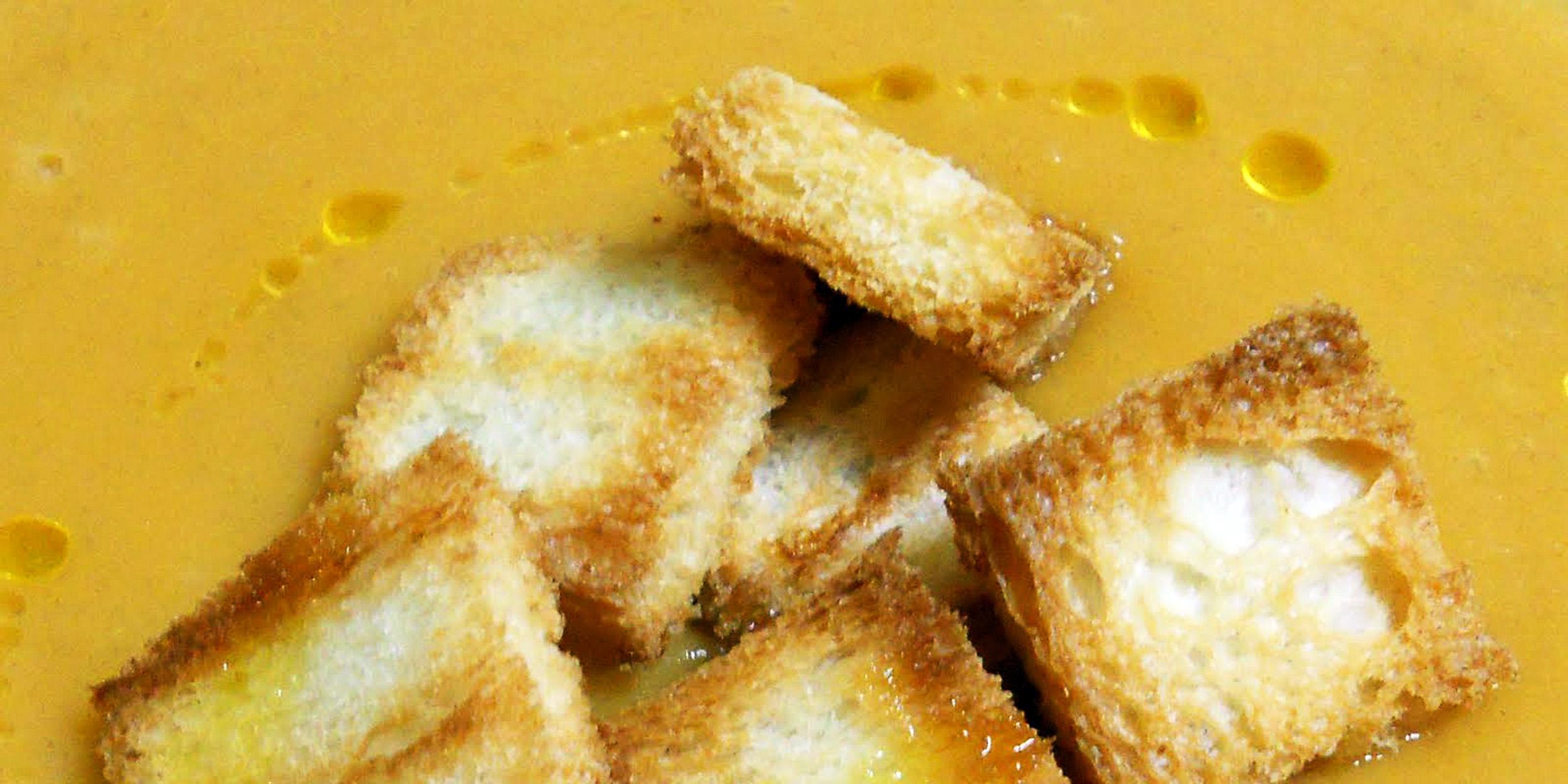 minestra zucca