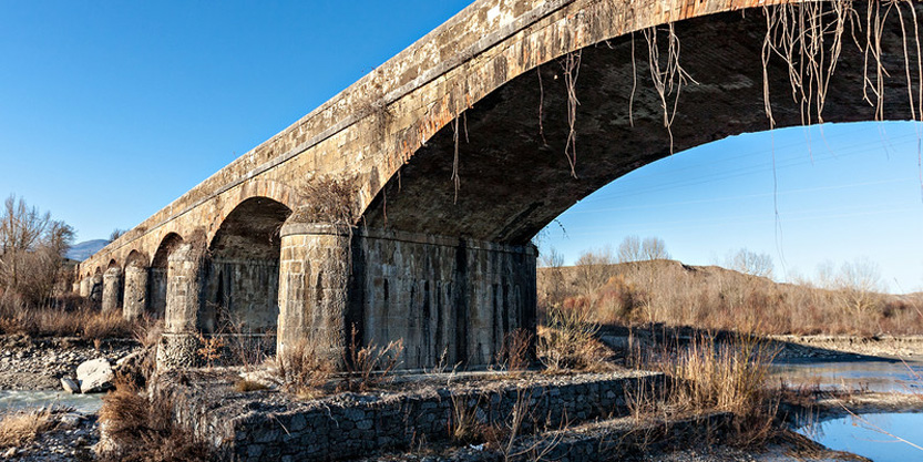 ponte orcia