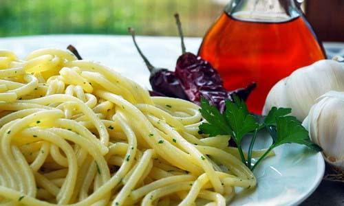 colatura di alici spaghetti