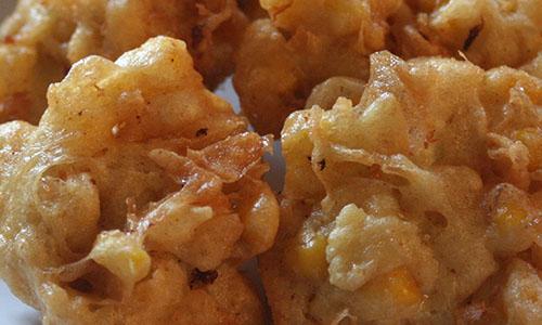 frittelle di cipolle